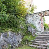 Burggarten_Burg_Golling