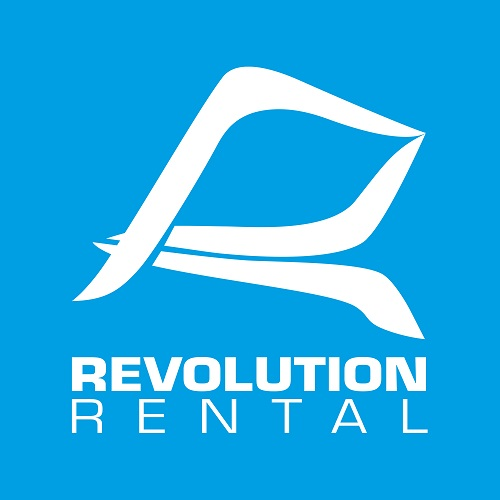 Revolution Rental Logo Color